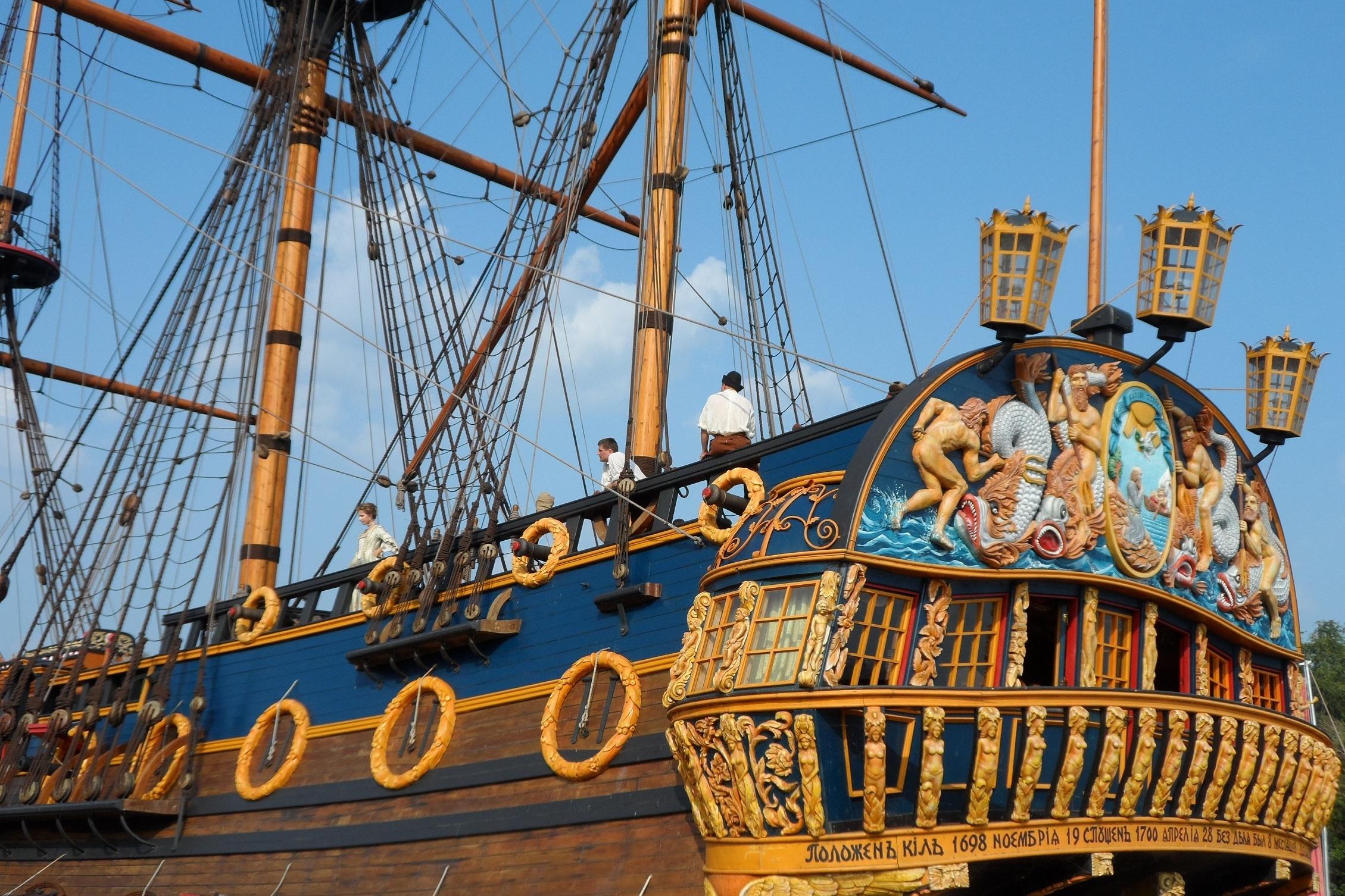 Корабль гото предестинация фото